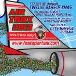 Air TBOX 2013 / Chicago Christmas Crawl / Wrigleyville Pub Crawl