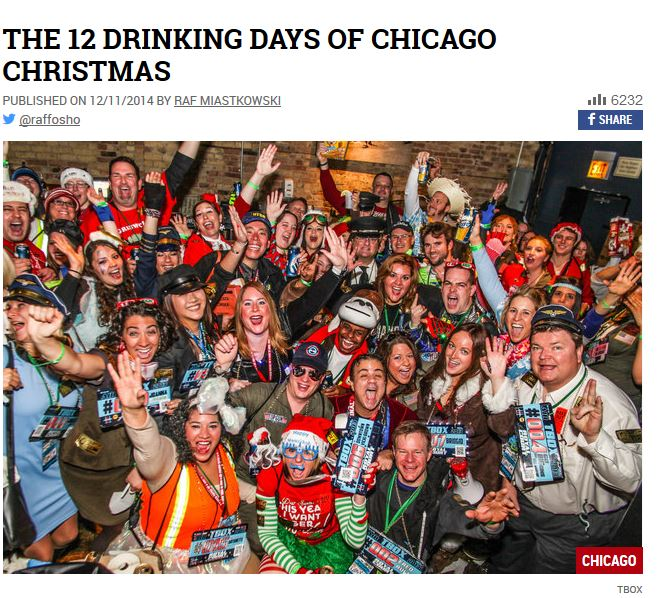 TBOX Bar Crawls, TBOX2019, TBOX2020, TBOX2021, 12 Bars of Xmas, 12 Bars of Christmas, Twelve Bars of Xmas, Twelve Bars of Christmas, Chicago Bar Crawl, Chicago Pub Crawl, Chicago Bar Crawls, Chicago Pub Crawls, Wrigleyville Bar Crawl, Wrigleyville Pub Crawls, Chicago Christmas Crawl, Christmas Bar Crawl, Christmas Pub Crawl, Costume Bar Crawl, Chicago Events, Chicago Nightlife, Chicago Bars
