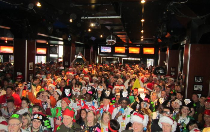 TBOX, The Chicago 12 Bars of Xmas Wrigleyville Bar Crawl