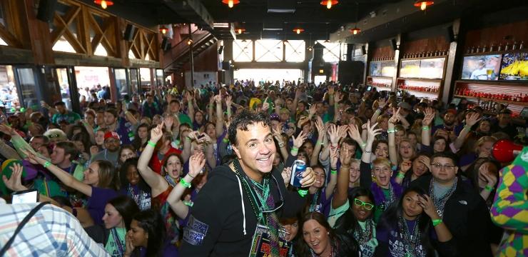 TBOX Bar Crawls Founder Christopher Festa - Chicago Pub Crawls