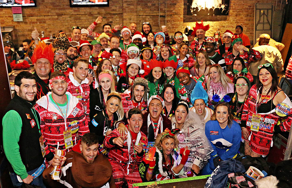 TBOX 2019 #TBOX2019 12 Bars of Xmas, Twelve Bars of Xmas, TBOX Bar Crawl, TBOX Pub Crawl, Festa Parties, #TBOX, Twelve Bars of Christmas