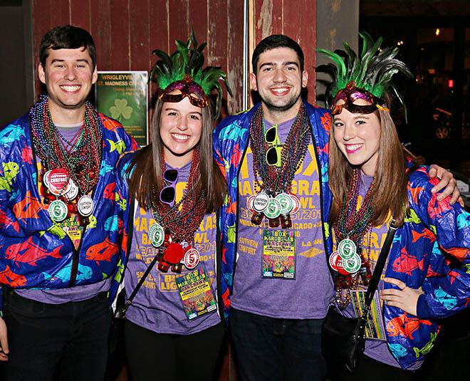 Chicago Mardi Gras Festival 2019 Info