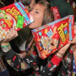 Cereal at TBOX Bar Crawl - 12 Bars of Xmas in Wrigleyville