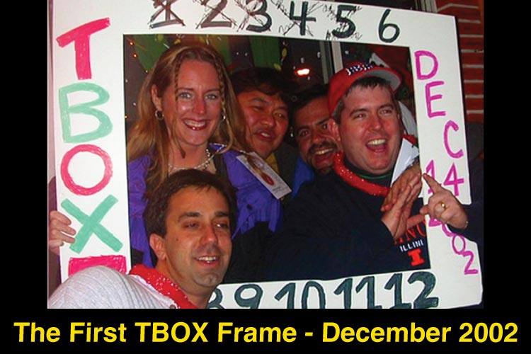 The First TBOX Frame in 2002