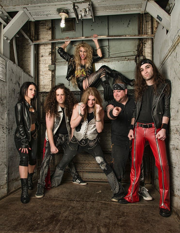 Hairbangers Ball Band to Perform at TBOX 2019 12 Bars of Xmas Chicago Bar Crawl