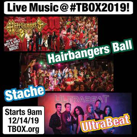 Live Music at TBOX 2019