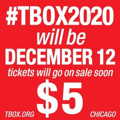 TBOX 2020 - TBOX2020 - 25th Annual Twelve Bars of Xmas Pub Crawl, Chicago Christmas Bar Crawl