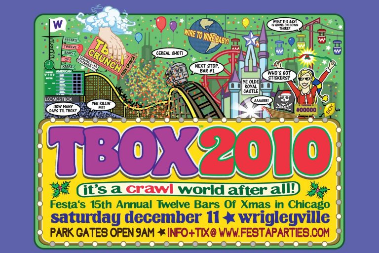TBOX 2010 - Amusement Park - It's A Crawl World After All