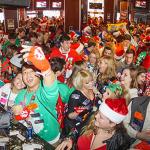 TBOX Opening Ceremonies Selfie - TBOX Bar Crawls - Chicago Wrigleyville Pub Crawl