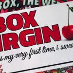 TBOX Virgin Sticker