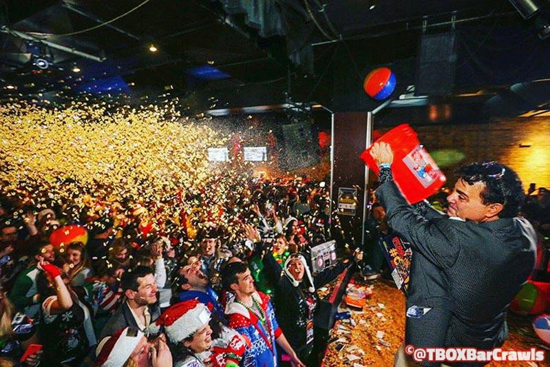 12 Bars of Xmas, Chicago Christmas Pub Crawl - TBOX by Festa Parties