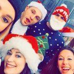 Wrigleyville Xmas Bar Crawl - TBOX - The 12 Bars of Christmas - Chicago Pub Crawls, Festa Parties