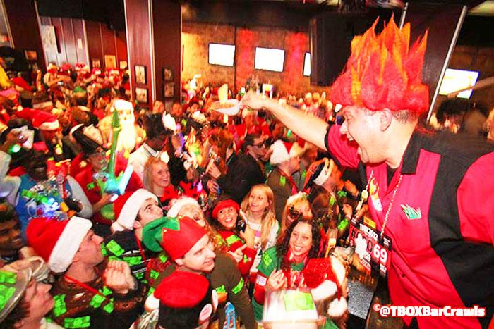 Fun Page 3 - Cereal - TBOX 12 Bars of Xmas Chicago Bar Crawls - Festa Parties