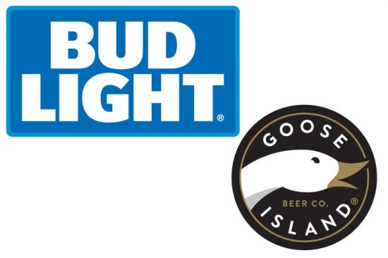 Bud Light Sponsor of TBOX Bar Crawl / Goose Island Beer, Sponsor of TBOX Chicago Pub Crawl - Thank You!